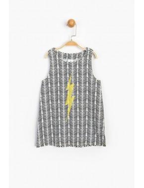Askılı Çocuk Elbise 15391 T20Y15391PNL01