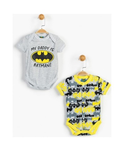 Batman Bebek 2'li Body 13431