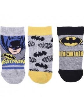 Batman Bebek 3'lü Havlu Çorap 12524