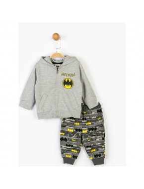 Batman Bebek Kapüşonlu 2'li Takım 14672