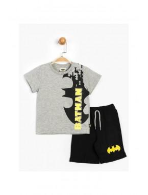 Batman Çocuk Şortlu Takım 15576
