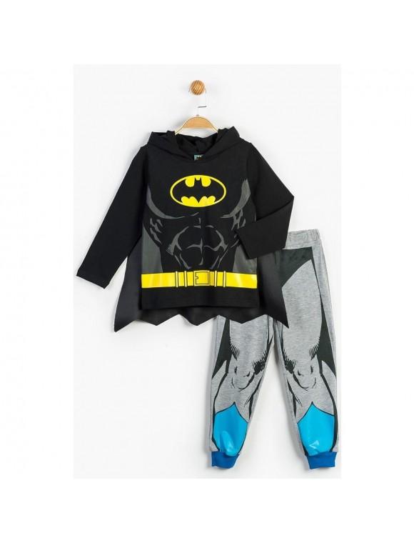 Batman Pelerinli Çocuk Takım 13744