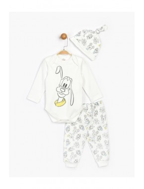 Bebek Ekru Disney Bebek Takım 16187