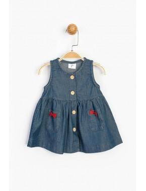Bebek Kot Elbise 15425 T20Y15425PNL01