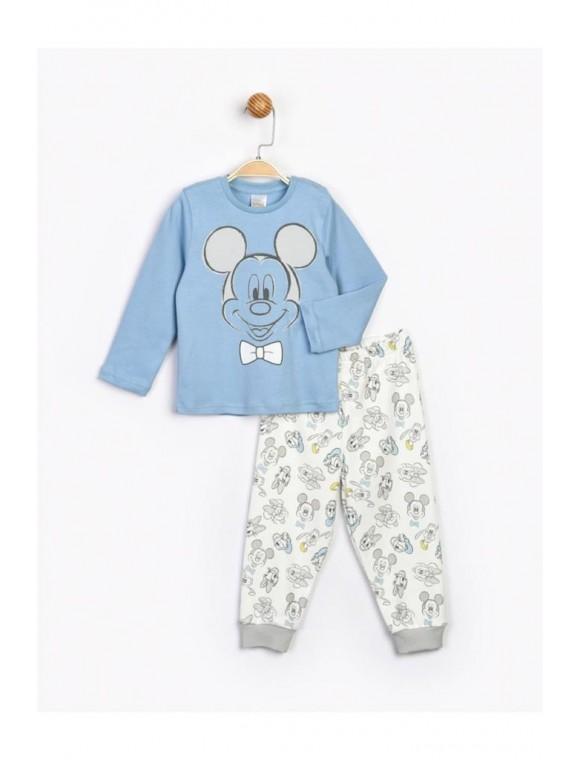 Bebek Mavi  Mickey Takım 16191
