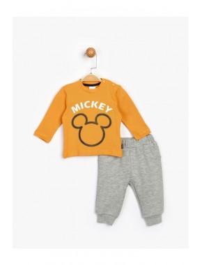 Bebek Sarı  Mickey Takım 16210