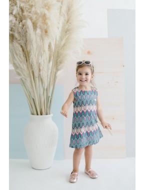 Çocuk Elbise 15716 T20Y15716PNL01