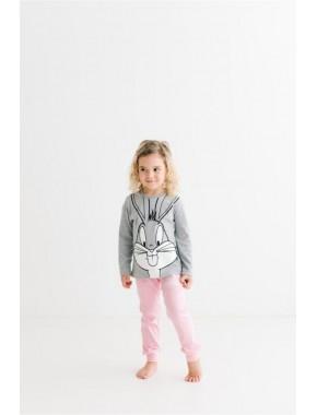 Çocuk Gri Bugs Bunny Takım 16633