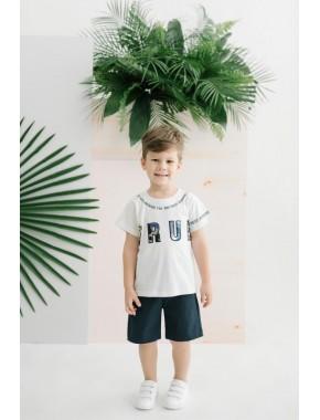 Çocuk Şortlu Takım 15810 BPN15810-20Y1