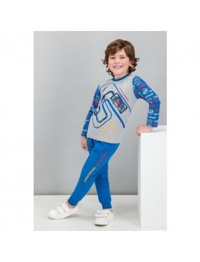 Disney Cars Lisanslı Grimelanj Erkek Çocuk Pijama Takımı