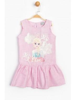 Disney Frozen Çocuk Elbise 15611 CFR15611-20Y1