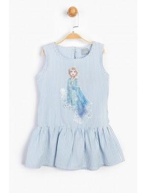 Disney Lisanslı Frozen Elbise 15619 CFR15619-20Y1