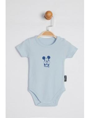 Disney Mickey Kısa Kol Body 15231