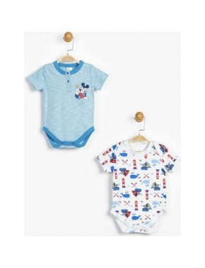 Disney Mickey Mouse Bebek 2'Li Body 12787