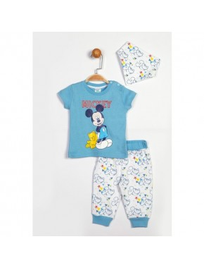 Disney Mickey Mouse Bebek 3'lü Takım 13896