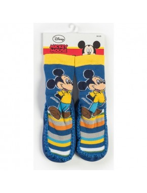 Disney Mickey Mouse Bebek Patikli Çorap 13185