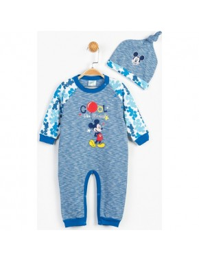 Disney Mickey Mouse Bebek Tulum Ve Şapka 13320