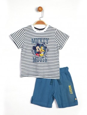 Disney Mickey Mouse Çocuk 2'li Takım 13899