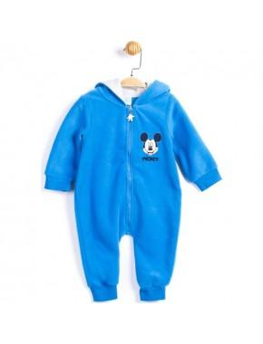 Disney Mickey Mouse Fermuarlı Polar Tulum 13385