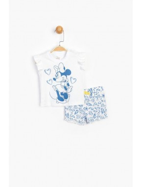 Disney Minnie Bebek 2'li Takım 15851 BMN15851-20Y1