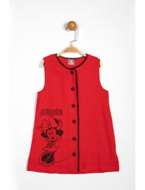 Disney Minnie Çocuk Elbise 13966 BMN13966-9201