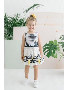 Disney Minnie Çocuk Elbise 15519 BMN15519-20Y1