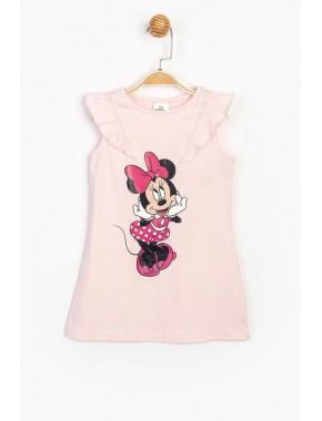 Disney Minnie Çocuk Elbise 15533