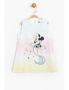 Disney Minnie Çocuk Elbise 15537 BMN15537-20Y1