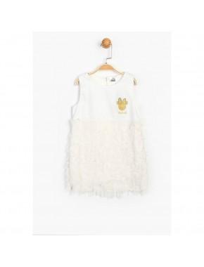Disney Minnie Çocuk Elbise 15680 BMN15680-20Y1