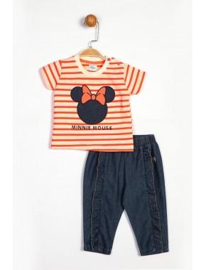 Disney Minnie Mouse 2'li Takım 13947 BMN13947-9201
