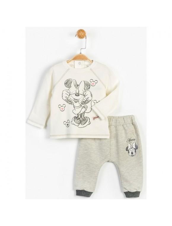 Disney Minnie Mouse Bebek 2'Li Takım 13410
