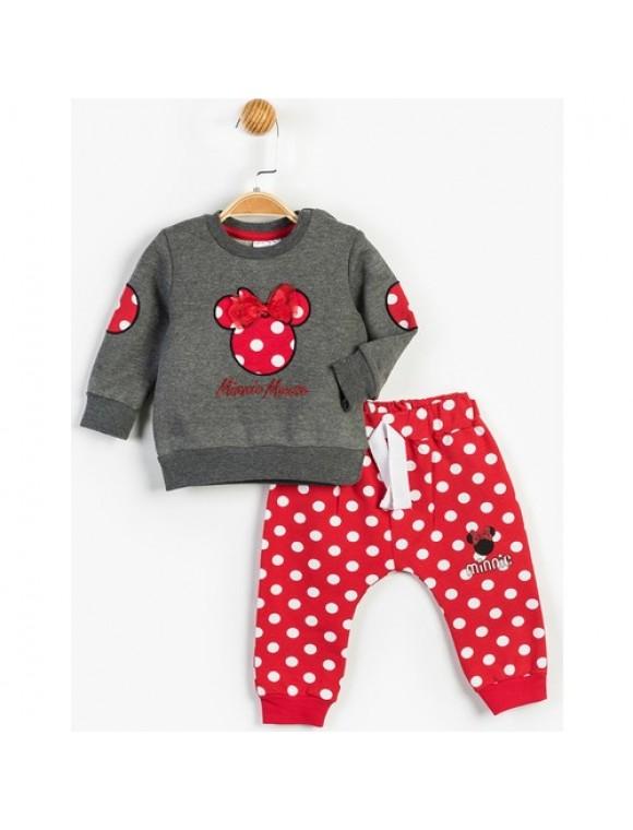 Disney Minnie Mouse Bebek 2'Li Takım 13467