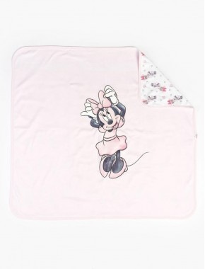 Disney Minnie Penye Battaniye 15482 BMN15482-20Y1