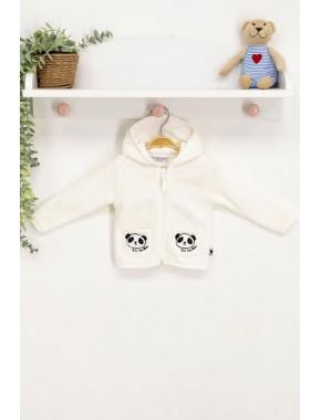 Erkek Bebek Bej Ceket