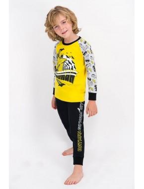 Erkek Çocuk Lisanslı Mimoza Lisanslı Pijama Takımı
