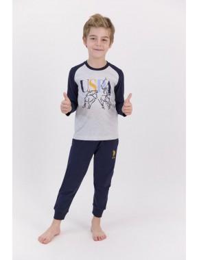 Erkek Çocuk Pijama Takımı 911