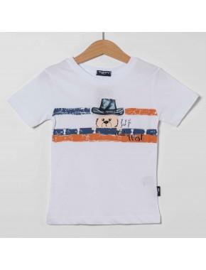 Erkek Çocuk T-Shirt Gess Boy G19 Sweat