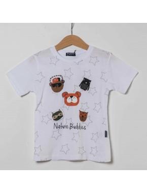 Erkek Çocuk Tişört Gess Boy G19
