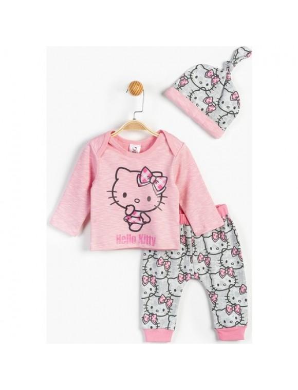 Hello Kitty Bebek 3'Lü Takım 13398