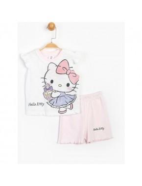 Hello Kitty Şortlu Takım 15623