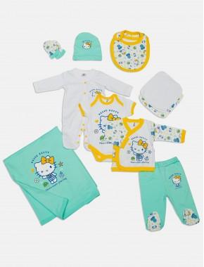 Hello Kitty Yeni Doğan 10 'lu Set 14176