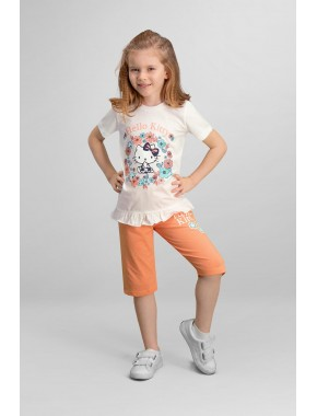 Hello Kity Kız Çocuk Takım L9934-2 V1