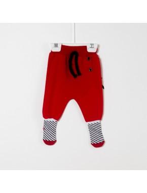 Kız Bebek Mom Love Çoraplı Tek Alt