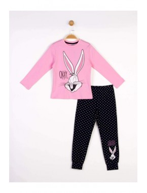 Lisanslı Çocuk Pijama Takım 18463