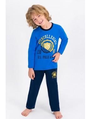 Lisanslı Erkek Çocuk Pijama Takımı