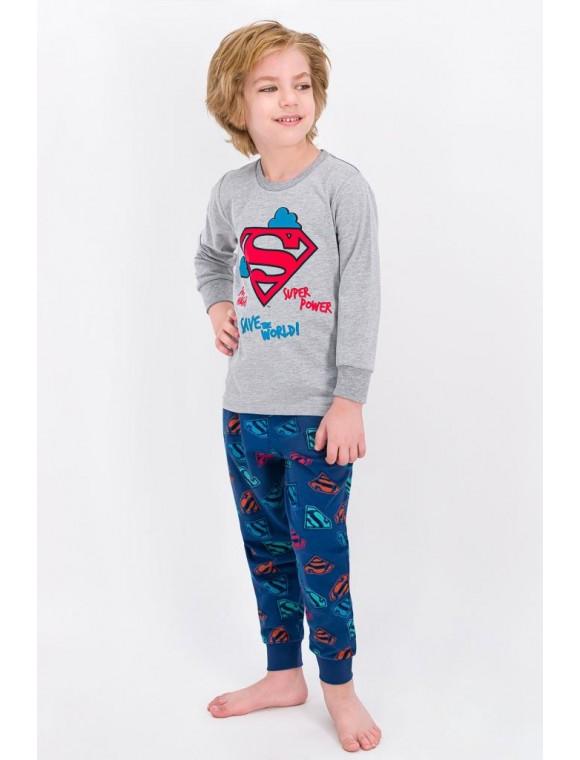 Lisanslı Grimelanj Lisanslı Erkek Çocuk Pijama Takımı