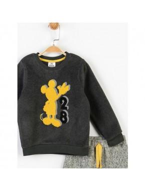 Mickey Mouse Disney Çocuk Polar 2'li Takım 14714