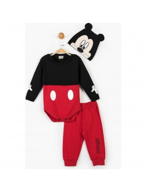 Mickey Mouse Disney Mickey Mouse 3'lü Takım 15201