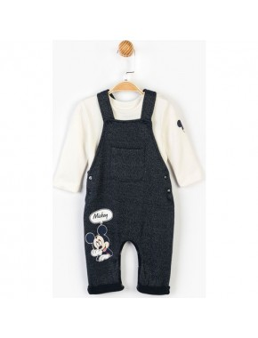 Mickey Mouse Disney Mickey Salopet Takım 14725