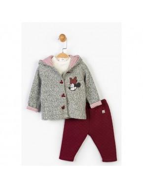 Minnie Mouse Disney Minnie Bebek 3'lü Takım 14607